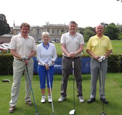 Golf AM AM fundraiser